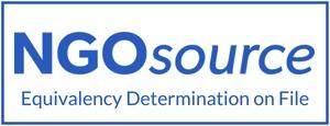 NGOsource Equivalency Determination